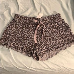 Grayson/threads Target Leopard Sleep Shorts